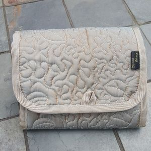 Quilted Jewelry Accessory Bag